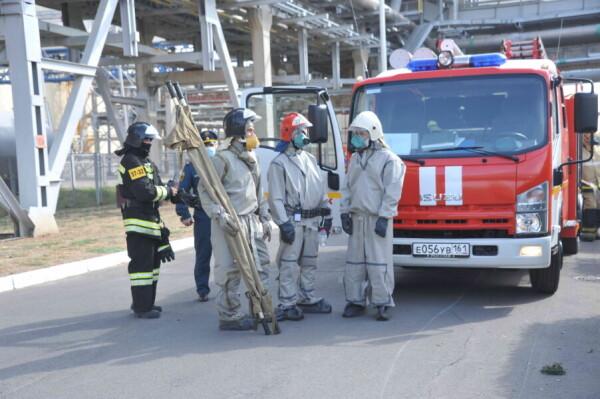 Ростовская АЭС провела командно-штабные учения
