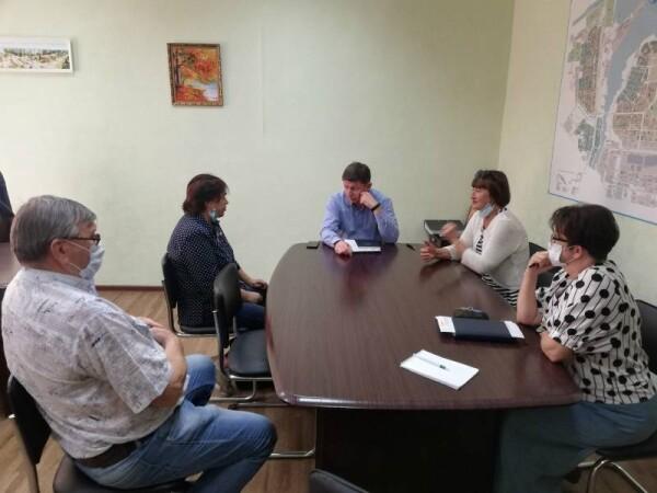 Общественный совет по проведению независимой оценке качества предоставлению услуг в сфере здравоохранения Волгодонска