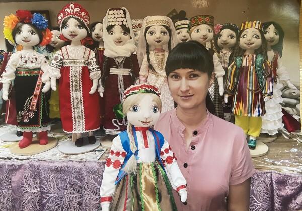 Анна Сельдюкова удостоена ежегодной разовой выплаты главы Администрации города Волгодонска