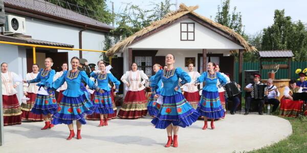 В Волгодонске открылся Центр культуры и дружбы народов