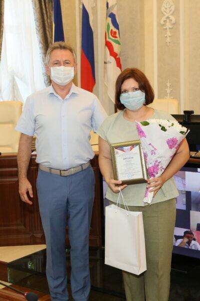 Три волгодончанки стали победительницами конкурса, организованного Союзом женщин России