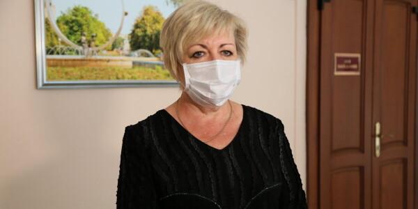 Заместитель главы администрации Светлана Цыба – о ситуации с распространением коронавируса в Волгодонске