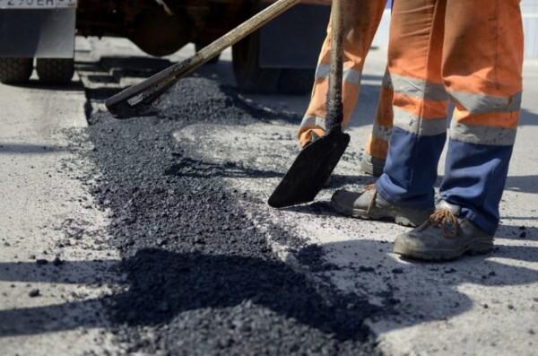 Начинается капитальный ремонт автодороги по ул. 1-я Бетонная, вводится ограничение движения