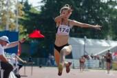 Волгодонские спортсменки выступили в составе сборной Ростовской области на командном чемпионате России по легкой атлетике