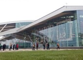 Аэропорт Платов вошел в десятку самых красивых в России