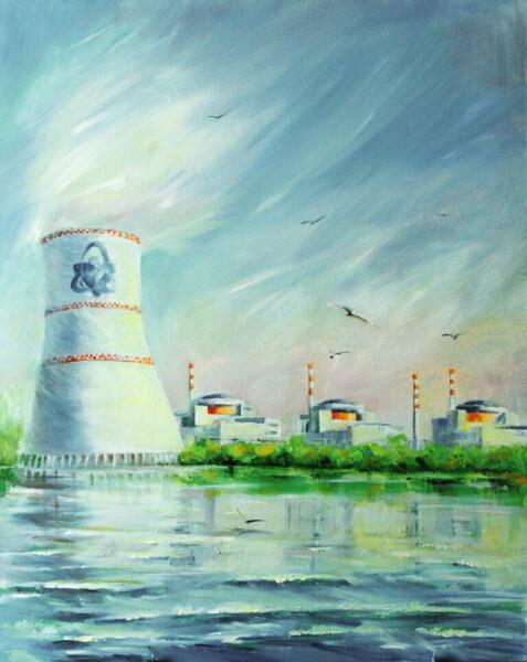Завершился прием конкурсных произведений «Атомная отрасль – глазами художников. Нам 75!»