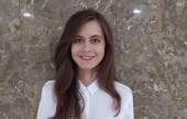 Студентка ВИТИ НИЯУ МИФИ Елизавета Слесарева получила сразу две литературные награды Российского союза писателей в Москве: медаль «Анна Ахматова 130 лет» и медаль «Георгиевская лента 250 лет»