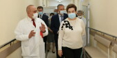 В Больнице скорой медицинской помощи после ремонта открылся «приемный покой»