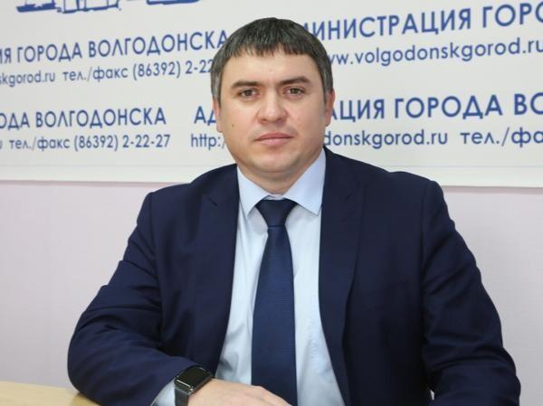 Назначен новый начальник Управления здравоохранения Волгодонска