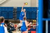 Волгодонская волейболистка Алина Попова – чемпионка Европы по волейболу среди девушек до 17 лет