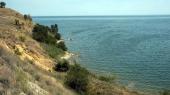 Уровень воды в Цимлянском водохранилище упал в Ростовской области до рекордно низкого уровня