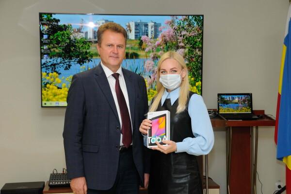 Ростовская АЭС: 10 волгодонцев стали победителями конкурса «Человек с фронта»