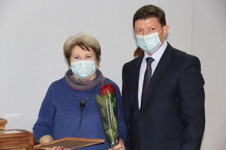 Сергей Ладанов поздравил волгодонских учителей