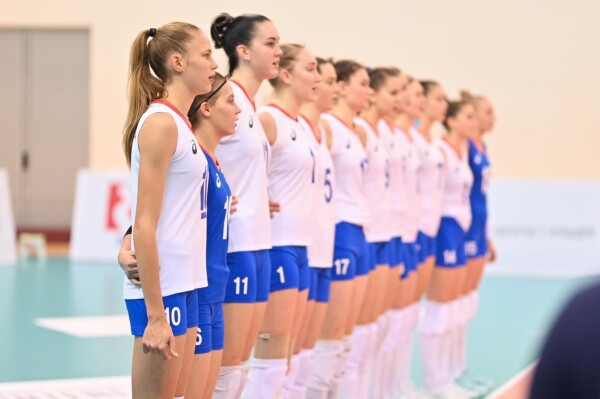 Очередная победа на Чемпионате Европы 2020 U-17 по волейболу среди девушек