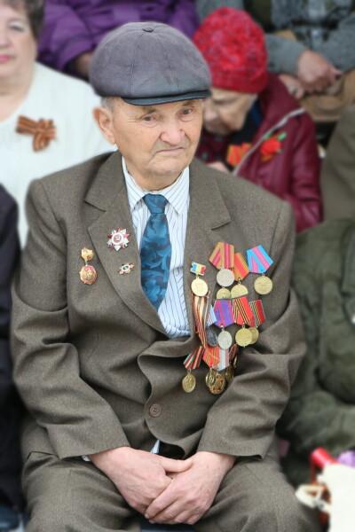 Памяти фронтовика. Ушел из жизни ветеран Великой Отечественной войны Василий Бескишкин