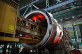 На Атоммаше соединили две половины ядерного реактора для Курской АЭС-2