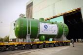 Атоммаш отгрузил комплект атомного оборудования для АЭС «Руппур»
