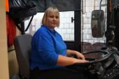 «Быть водителем троллейбуса – это мое»: Наталия Рафейкова представила Ростовскую область на всероссийском конкурсе профессионального мастерства