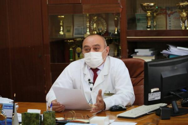 Обращение главного врача БСМП Евгения Тарасова: «Скорая помощь в Волгодонске работает на пределе своих возможностей»