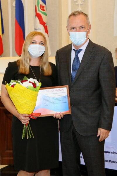 35 волгодонцев получили награды за заслуги перед атомной отраслью