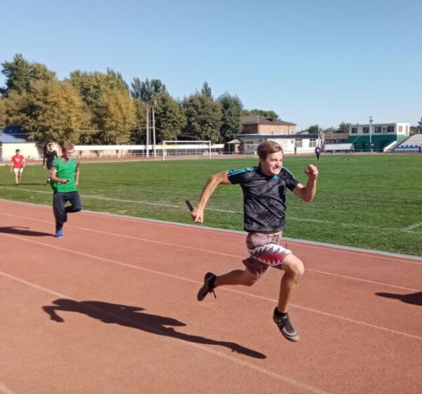 В Волгодонске стартовала спартакиада «Молодежь за здоровый образ жизни»