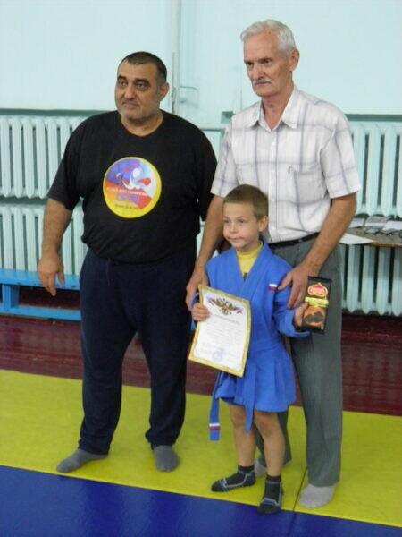 Городская федерация дзюдо и самбо провела показательные выступления и мастер-класс