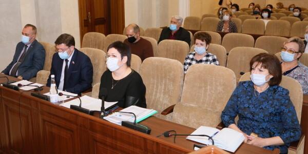 В администрации города состоялось общественное обсуждение проекта бюджета города Волгодонска на 2021 год и на плановый период 2022 и 2023 годов