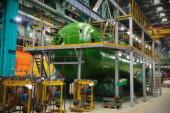 На Атоммаше изготовили первый парогенератор новой модификации для первого блока Курской АЭС-2
