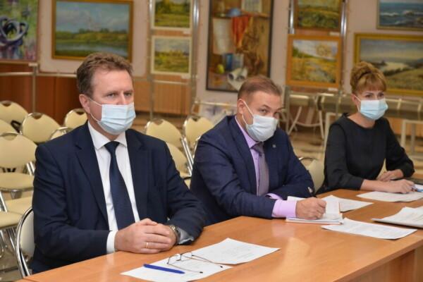 Молодые атомщики Ростовской АЭС поборются за победу в дивизиональном конкурсе