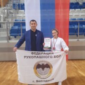Анна Новикова стала чемпионкой мира по рукопашному бою