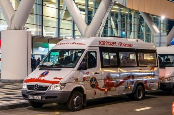 Новый автобусный маршрут поедет в ростовский аэропорт Платов