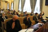 Лекарств хватит на всех: на заседании Думы рассмотрели ситуацию с СOVID-19 и перспективы благоустройства парка «Молодежный»