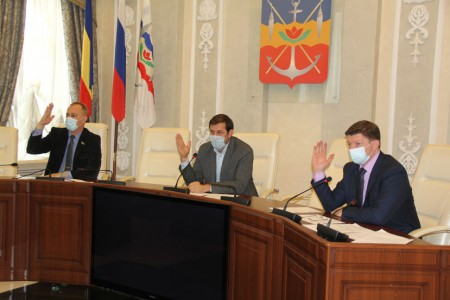На Думе утвердят новый состав Совета Старейшин