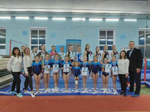 В Волгодонске прошел турнир по спортивной гимнастике памяти Анатолия Цуканова