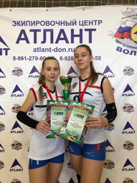Команда Ростовской области получила путевку в финал первенства России по волейболу