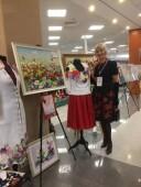 В Центральной библиотеке Волгодонска состоится персональная выставка Марии Людвиг «Ленточная рапсодия»