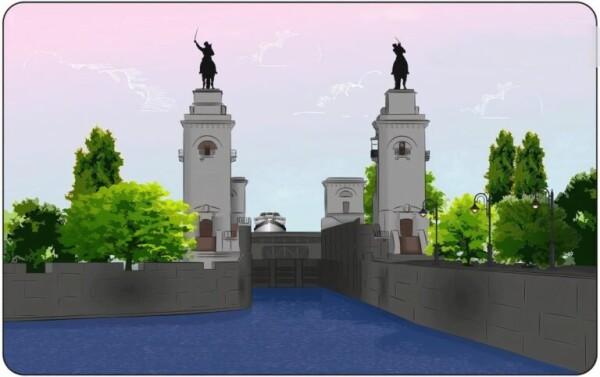В Волгодонске выбрали дизайн транспортной городской карты. Стартовало онлайн-голосование за лучшее название