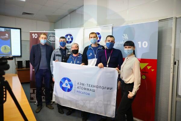 Сварщики «Атоммаша» одержали пятую победу подряд на WorldSkills HI-tech 2020