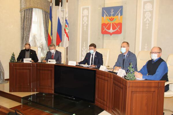 Депутаты приняли бюджет Волгодонска на 2021 год
