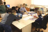 В Волгодонске прошла работа офлайн-площадки Международного киберфестиваля идей и технологий Rukami