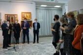 Волгодонцев приглашают на юбилейную отчетную выставку городского Союза художников