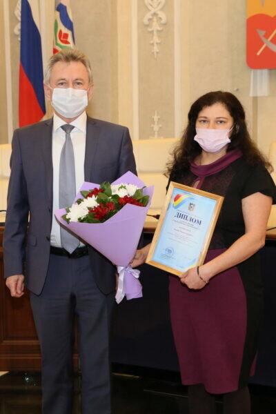 Педагогам дополнительного образования Волгодонска вручили награды за победы в областных профессиональных конкурсах