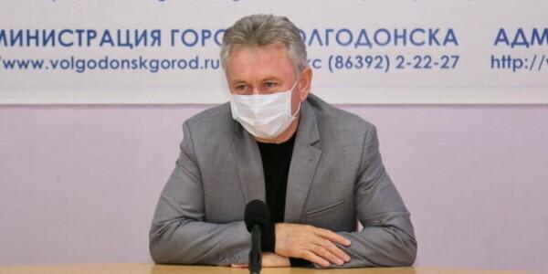 Пресс конфереция Виктора Павловича Мельникова