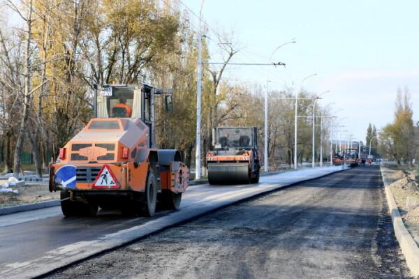 В 2020 году выполнен капитальный ремонт 1-ой Бетонной и на 78 дорогах устранены ямы
