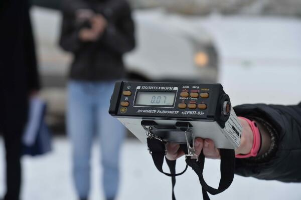 Ростовская АЭС: учёные и журналисты проверили радиационный фон на атомной станции и территории её расположения
