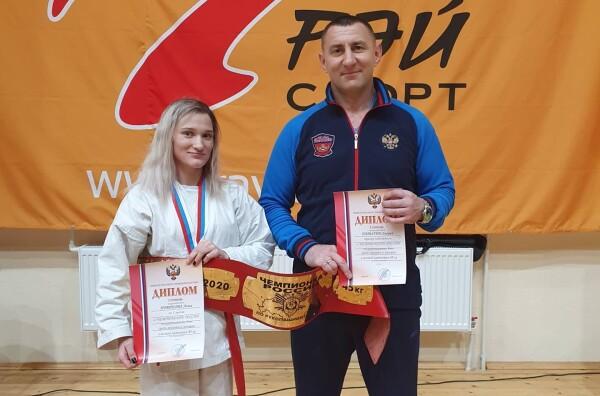 Анна Новикова — спортивная гордость Волгодонска!