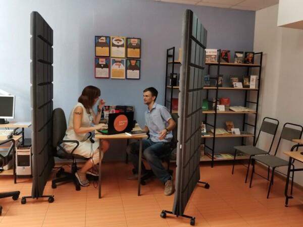 Городские библиотеки успешно осваивают средства гранта Потанина на общение с читателями в онлайн-формате