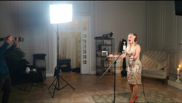 Артисты из Волгодонска приняли участие в съемках новогодней программы проекта «Музыка вместе»