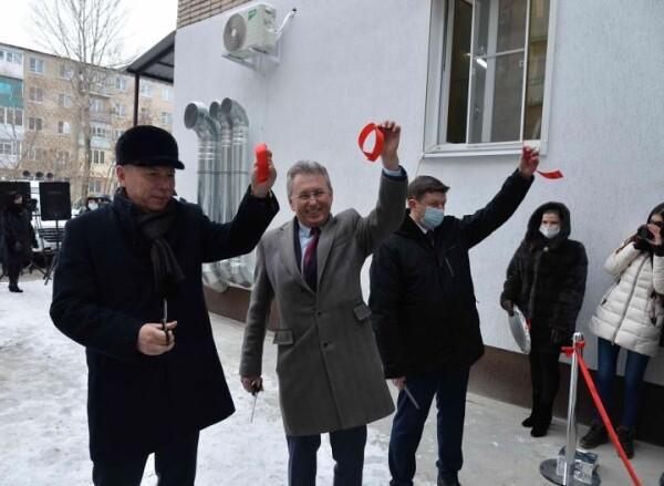 В Волгодонске открылась новая ПЦР-лаборатория для диагностики коронавирусной инфекции