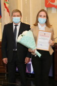 В администрации города поздравили с победой волгодонских школьниц – финалисток Всероссийского конкурса «Большая перемена»